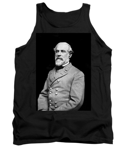 General Robert E Lee - Csa Tank Top