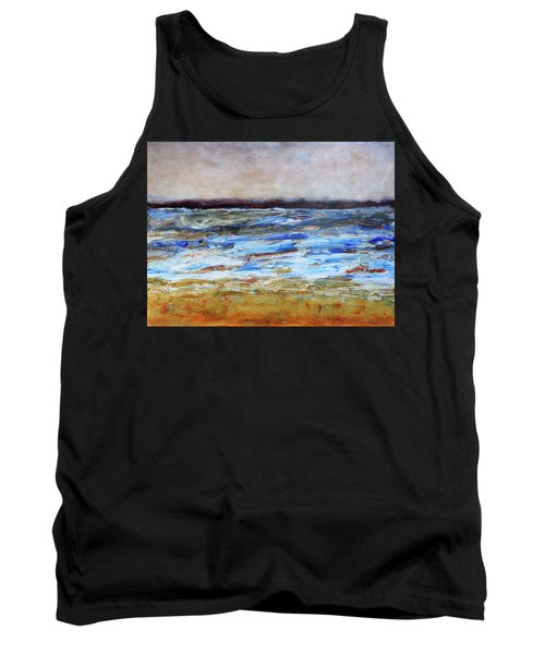 Generations Abstract Landscape Tank Top