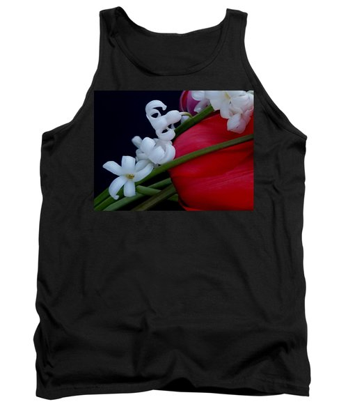 Tank Top featuring the photograph Gentle Breeze by Lisa Kaiser