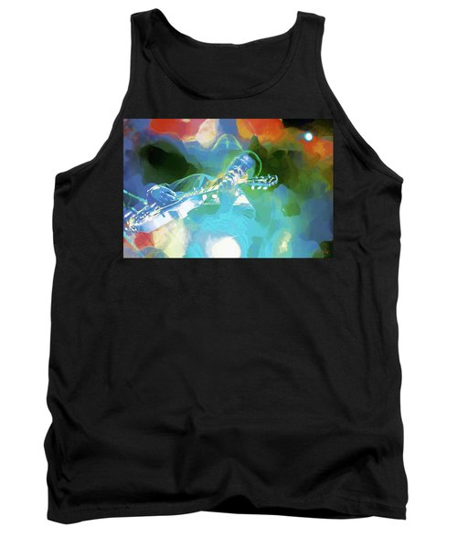 George Benson, Watercolor Tank Top