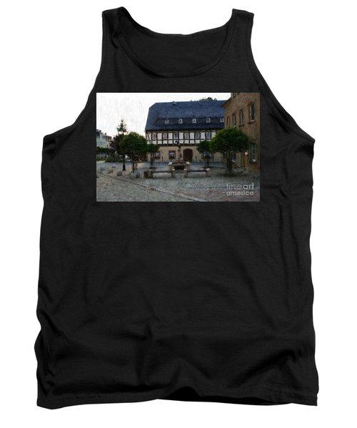 German Town Square Tank Top