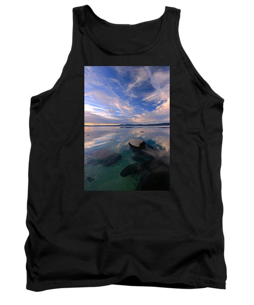 Get Into Nature Tank Top by Sean Sarsfield