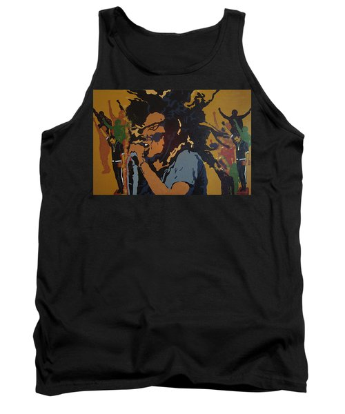 Get Up Stand Up Tank Top