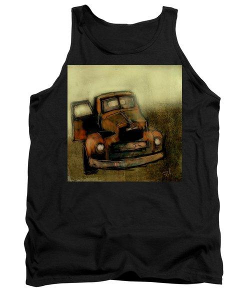 Getaway Truck Tank Top