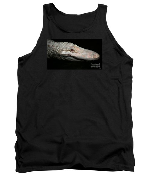 Ghost Of The Bayou Tank Top