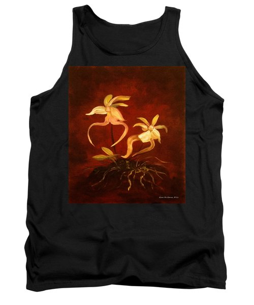 Ghost Orchids Tank Top