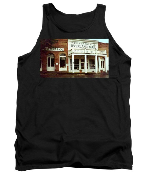 Ghost Town Tank Top