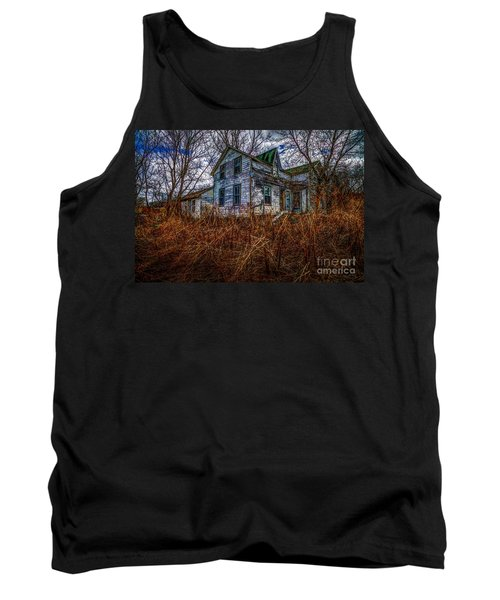 Ghosts Of The Past Tank Top