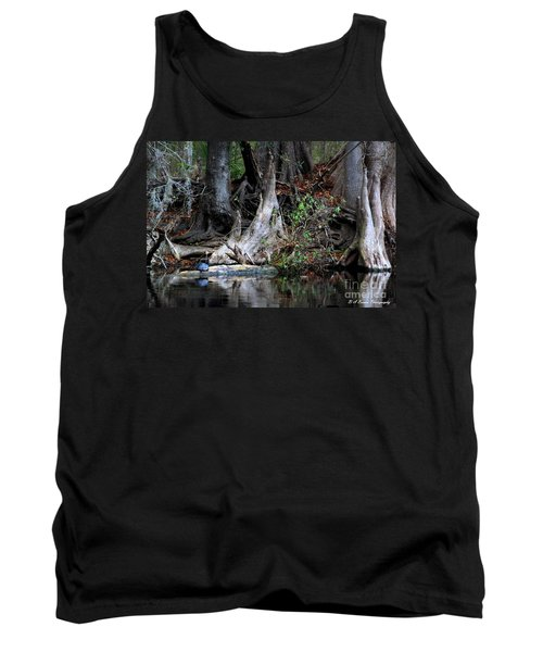 Giant Cypress Knees Tank Top