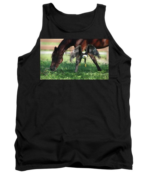 Giddy Up. Tank Top