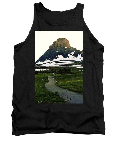 Glacier National Park 8 Tank Top