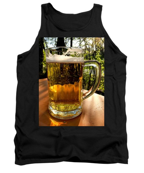 Glass Of Beer Tank Top