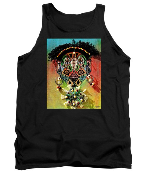 Glocal Child Tank Top
