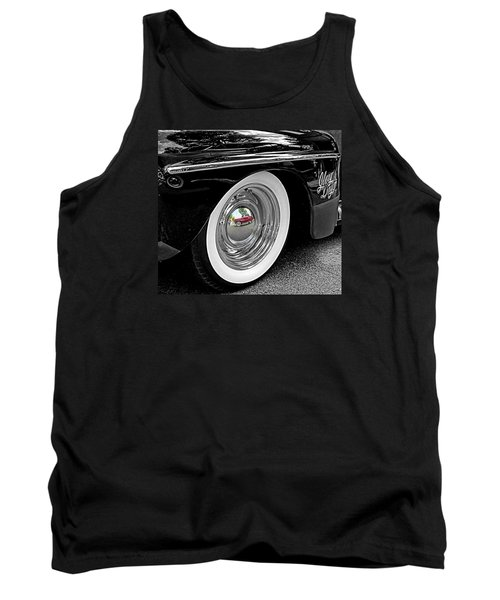 Glory Days Tank Top by Victor Montgomery