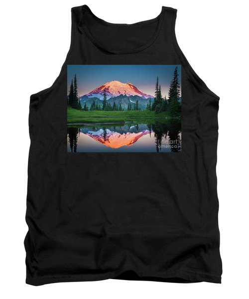 Glowing Peak - August Tank Top