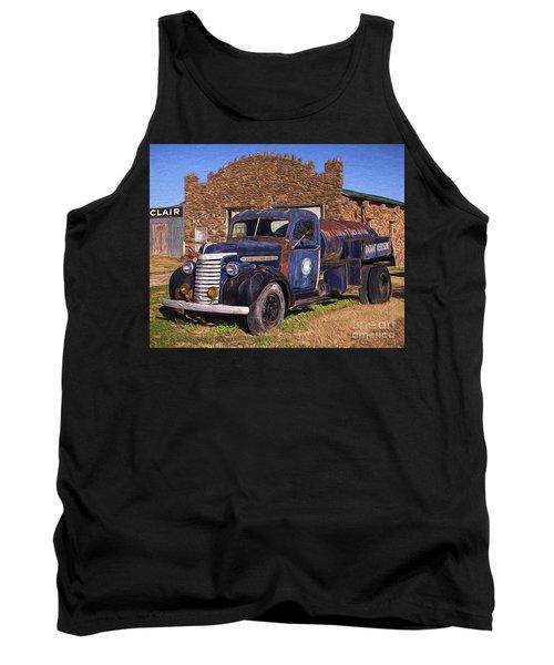 Gmc Tank Truck Tank Top