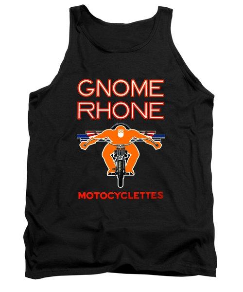 Gnome Rhone Motorcycles Tank Top