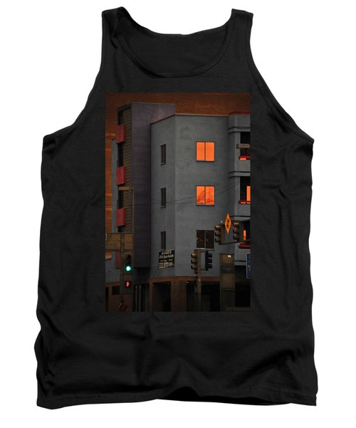 Tank Top featuring the photograph Go by Skip Hunt