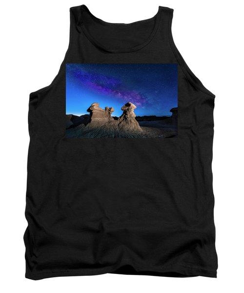 Goblin Milky Way  Tank Top