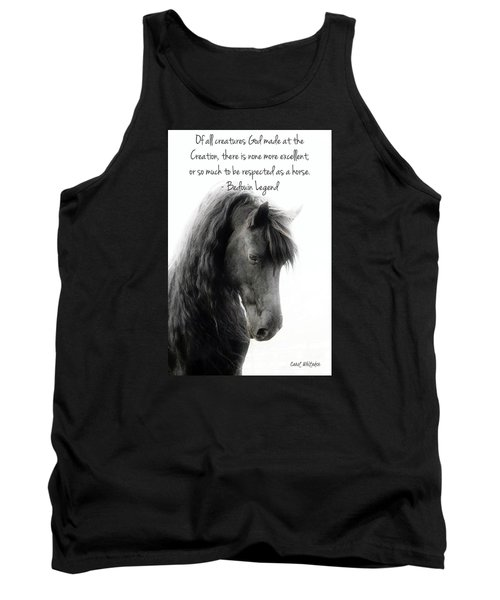 God's Creation Tank Top