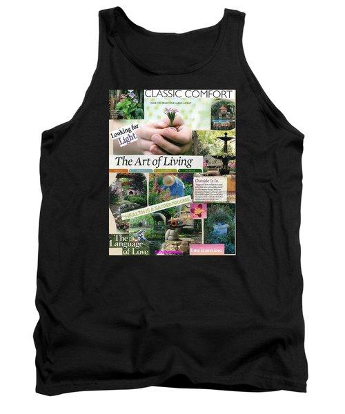 God's Garden Of Love Tank Top