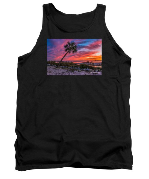 God's Grand Finale Tank Top by Brian Wright