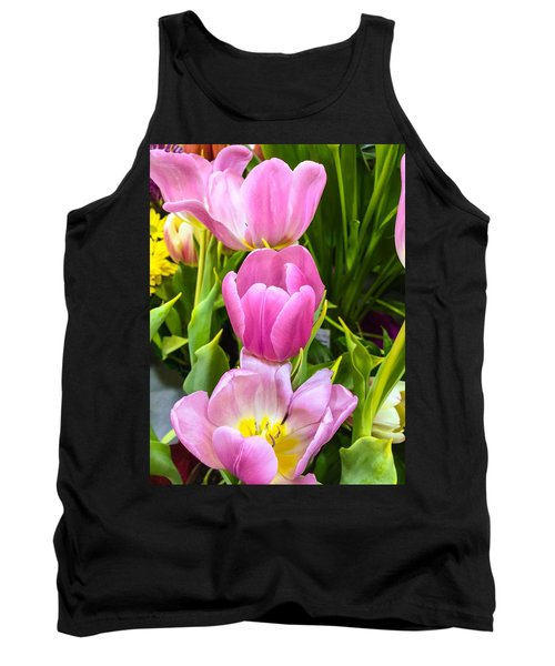 God's Tulips Tank Top