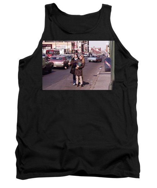 Going Our Way? Tank Top