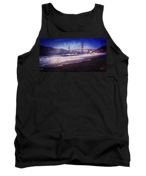 Golden Gate Tank Top by Everet Regal