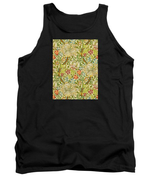 Golden Lily Tank Top
