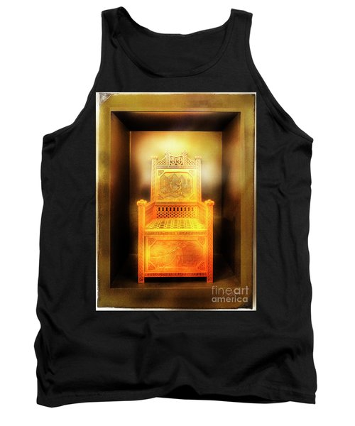 Golden Throne Tank Top