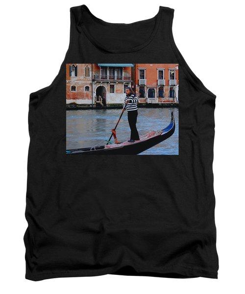 Gondolier Venice Tank Top