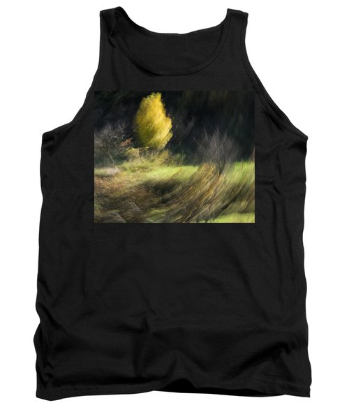 Gone With The Wind Tank Top by Raffaella Lunelli