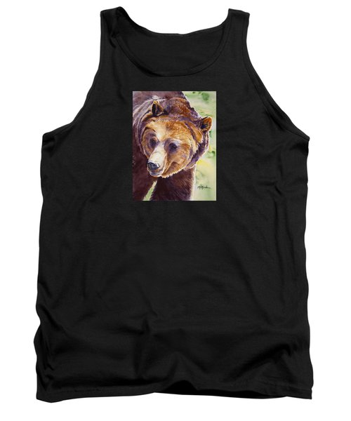 Good Day Sunshine - Grizzly Bear Tank Top
