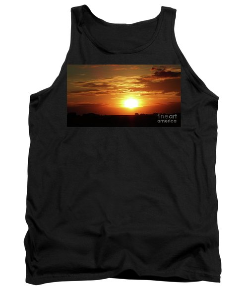 Tank Top featuring the photograph Good Morning Sun  by J L Zarek