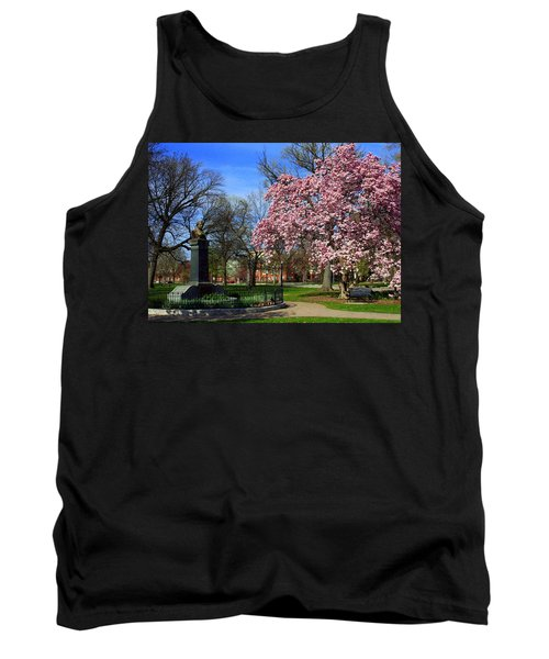 Goodale Park In The Spring Tank Top