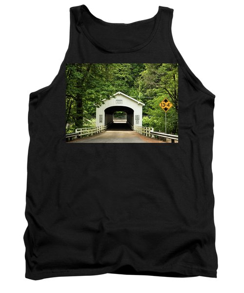 Goodpasture Covered Bridge Tank Top