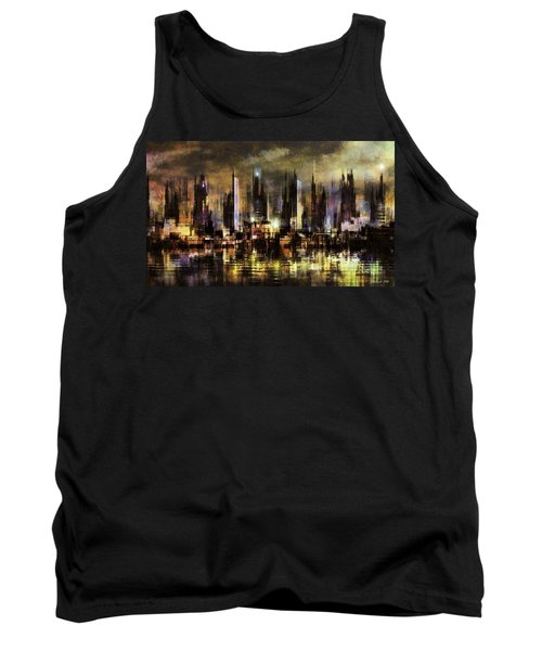 Gotham City IIi Tank Top