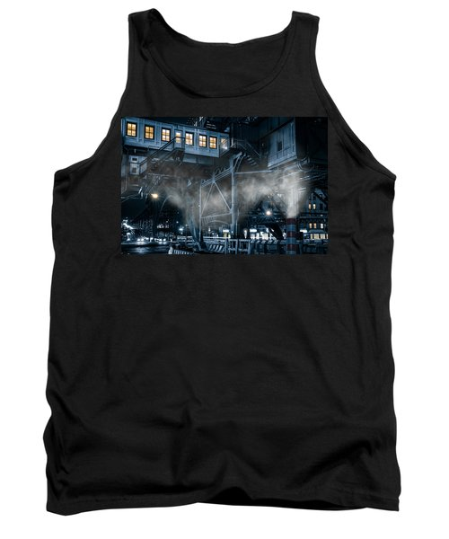 Gotham City Tank Top