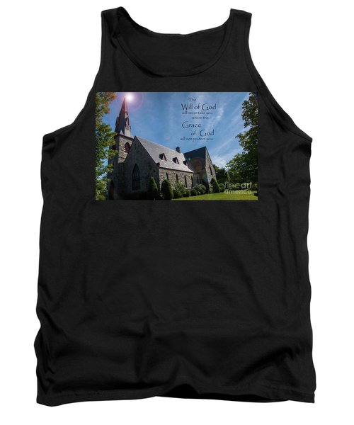 Grace Of God Tank Top