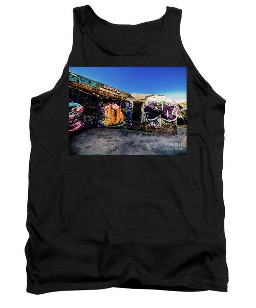 Graffiti_03 Tank Top