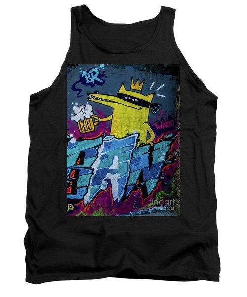Graffiti_10 Tank Top