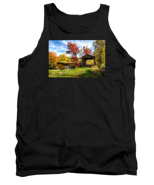 Tank Top featuring the photograph Grafton, New Hampshire by Robert Clifford