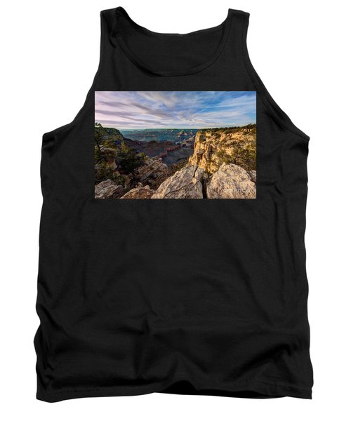 Grand Canyon National Park Spring Sunset Tank Top
