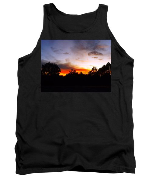 Grand Canyon Sunset Tank Top by Adam Cornelison