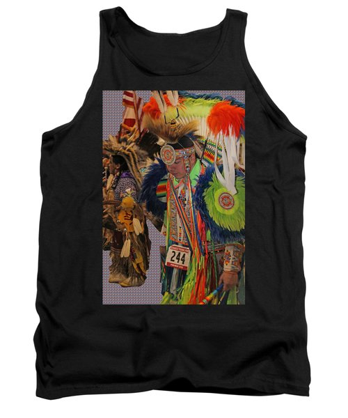 Grand Entry-3 Tank Top
