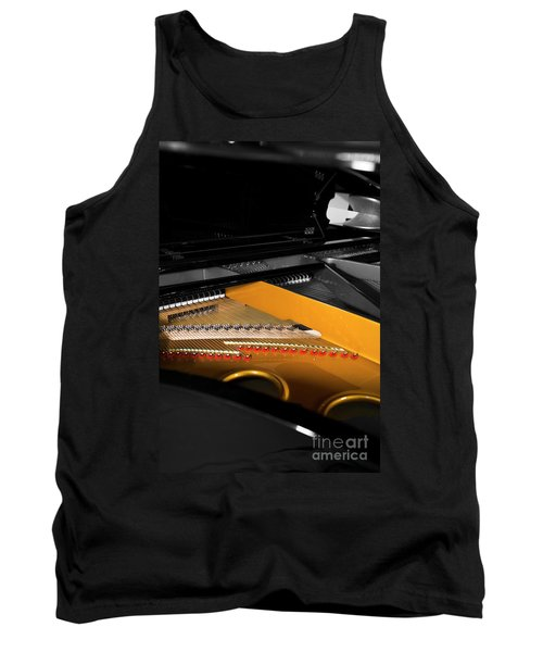 Grand In Selective Color Tank Top