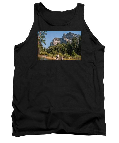 Grand Sentinel Zumalt Meadow Kings Canyon National Park Tank Top