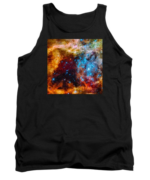 Grand Star-forming Region Tank Top by Marco Oliveira
