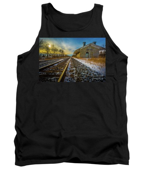 Grand Trunk Station  Tank Top